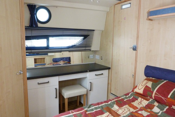 Solitaire aft cabin 2