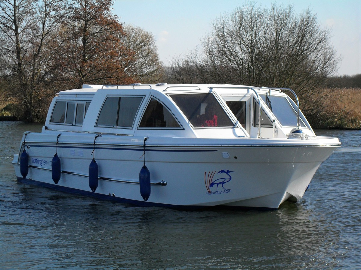 Luxury Boating Holidays Norfolk Broads Posh Boats